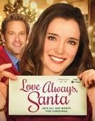 Filmomslag Love Always, Santa