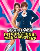 Filmomslag Austin Powers: International Man of Mystery