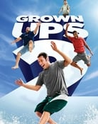Filmomslag Grown Ups 2