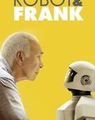 Filmomslag Robot & Frank