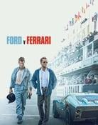 Filmomslag Ford v Ferrari