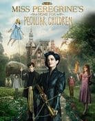 Filmomslag Miss Peregrine's Home for Peculiar Children
