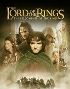 Filmomslag The Lord of the Rings: The Fellowship of the Ring