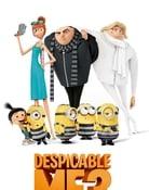 Filmomslag Despicable Me 3