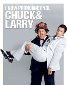 Filmomslag I Now Pronounce You Chuck & Larry