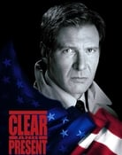 Filmomslag Clear and Present Danger