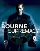 Filmomslag The Bourne Supremacy