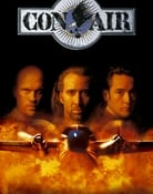 Filmomslag Con Air