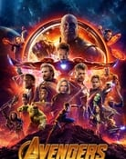 Filmomslag Avengers: Infinity War