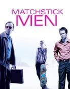 Filmomslag Matchstick Men