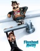 Filmomslag Flushed Away