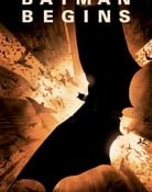 Filmomslag Batman Begins