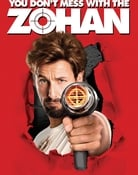 Filmomslag You Don't Mess with the Zohan