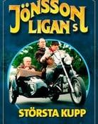 Filmomslag Jönssonligans största kupp