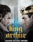 Filmomslag King Arthur: Legend of the Sword