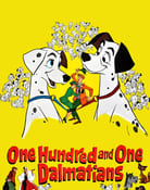 Filmomslag One Hundred and One Dalmatians