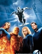 Filmomslag Fantastic Four: Rise of the Silver Surfer