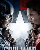 Filmomslag Captain America: Civil War