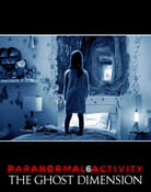 Filmomslag Paranormal Activity: The Ghost Dimension