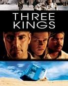 Filmomslag Three Kings