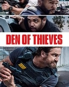 Filmomslag Den of Thieves
