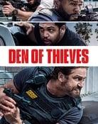 Filmomslag Den of Thieves