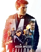 Filmomslag Mission: Impossible - Fallout