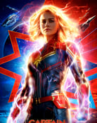 Filmomslag Captain Marvel