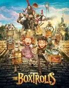 Filmomslag The Boxtrolls