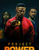 Filmomslag Project Power