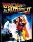 Filmomslag Back to the Future Part II