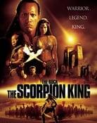 Filmomslag The Scorpion King