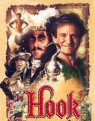 Filmomslag Hook
