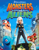 Filmomslag Monsters vs Aliens