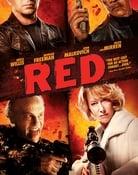 Filmomslag RED