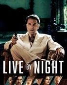 Filmomslag Live by Night