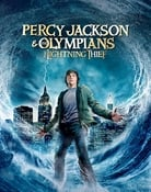 Filmomslag Percy Jackson & the Olympians: The Lightning Thief