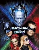 Filmomslag Batman & Robin