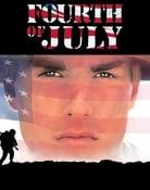 Filmomslag Born on the Fourth of July