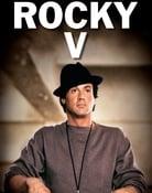 Filmomslag Rocky V