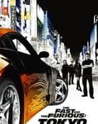 Filmomslag The Fast and the Furious: Tokyo Drift