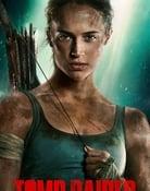 Filmomslag Tomb Raider
