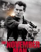 Filmomslag The November Man