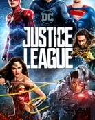 Filmomslag Justice League