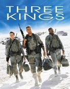 Filmomslag Three Kings
