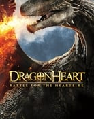 Filmomslag Dragonheart: Battle for the Heartfire
