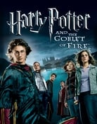 Filmomslag Harry Potter and the Goblet of Fire