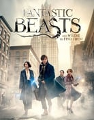 Filmomslag Fantastic Beasts and Where to Find Them