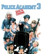 Filmomslag Police Academy 3: Back in Training