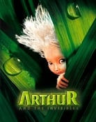 Filmomslag Arthur and the Invisibles